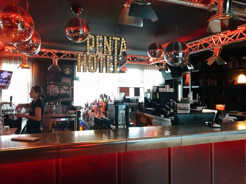 Hotel Review: Pentahotel Ipswich, Suffolk