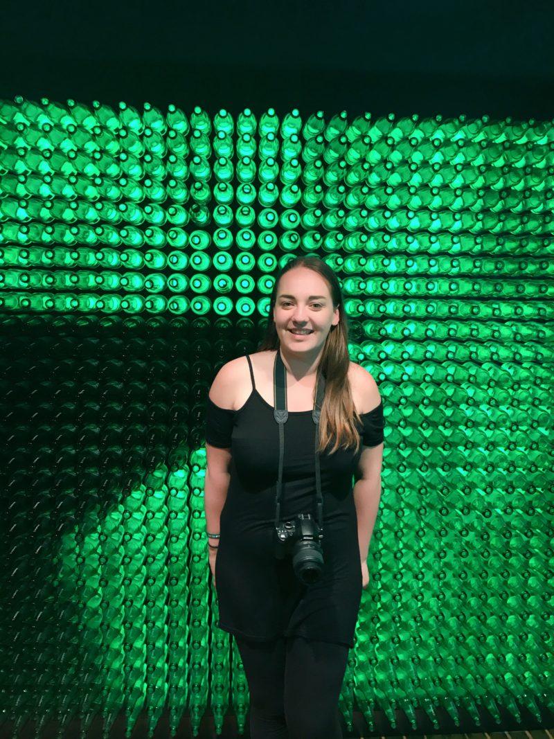My Heineken Experience in Amsterdam