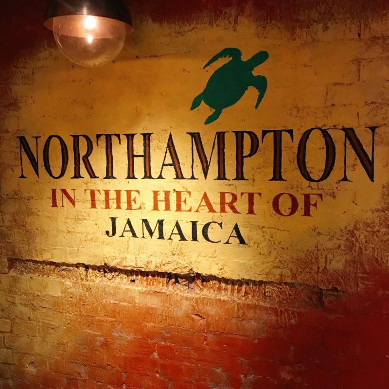 Eating Caribbean Food at Turtle Bay, Northampton