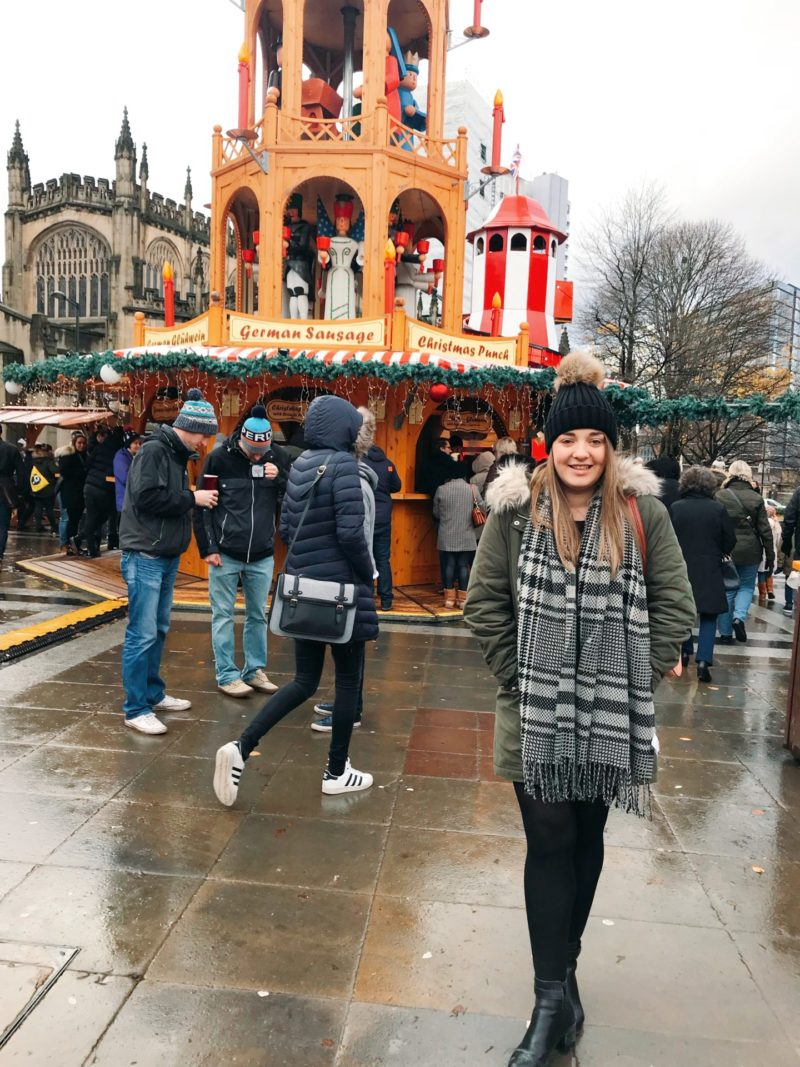 Visiting the Manchester Christmas Markets