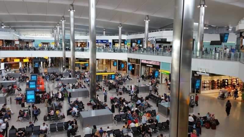 Why the Airport adds to the holiday experience for me