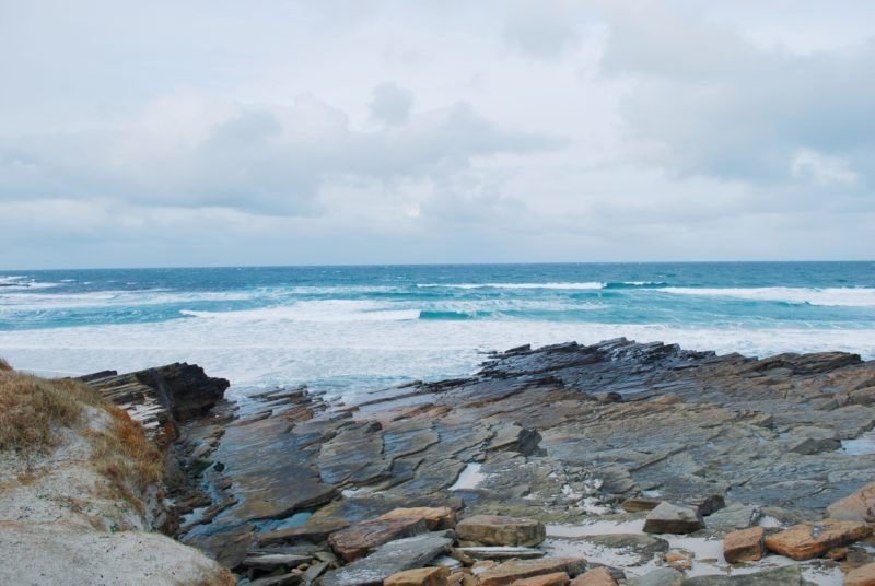 Backpacking to Westray, Orkney Isles
