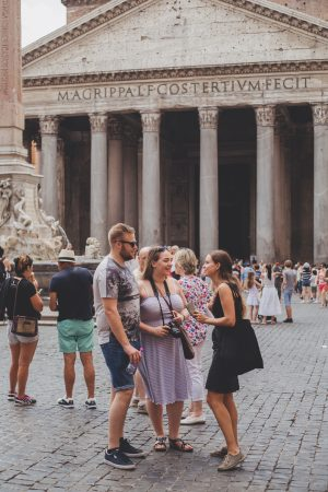 Airbnb Experience: Baptism of Rome for First Timers