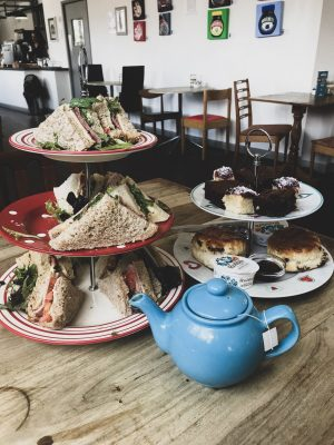 The Good Loaf: National Afternoon Tea Week