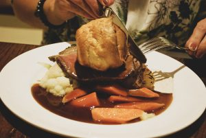 Sunday Lunch at Kettering Park Hotel & Spa