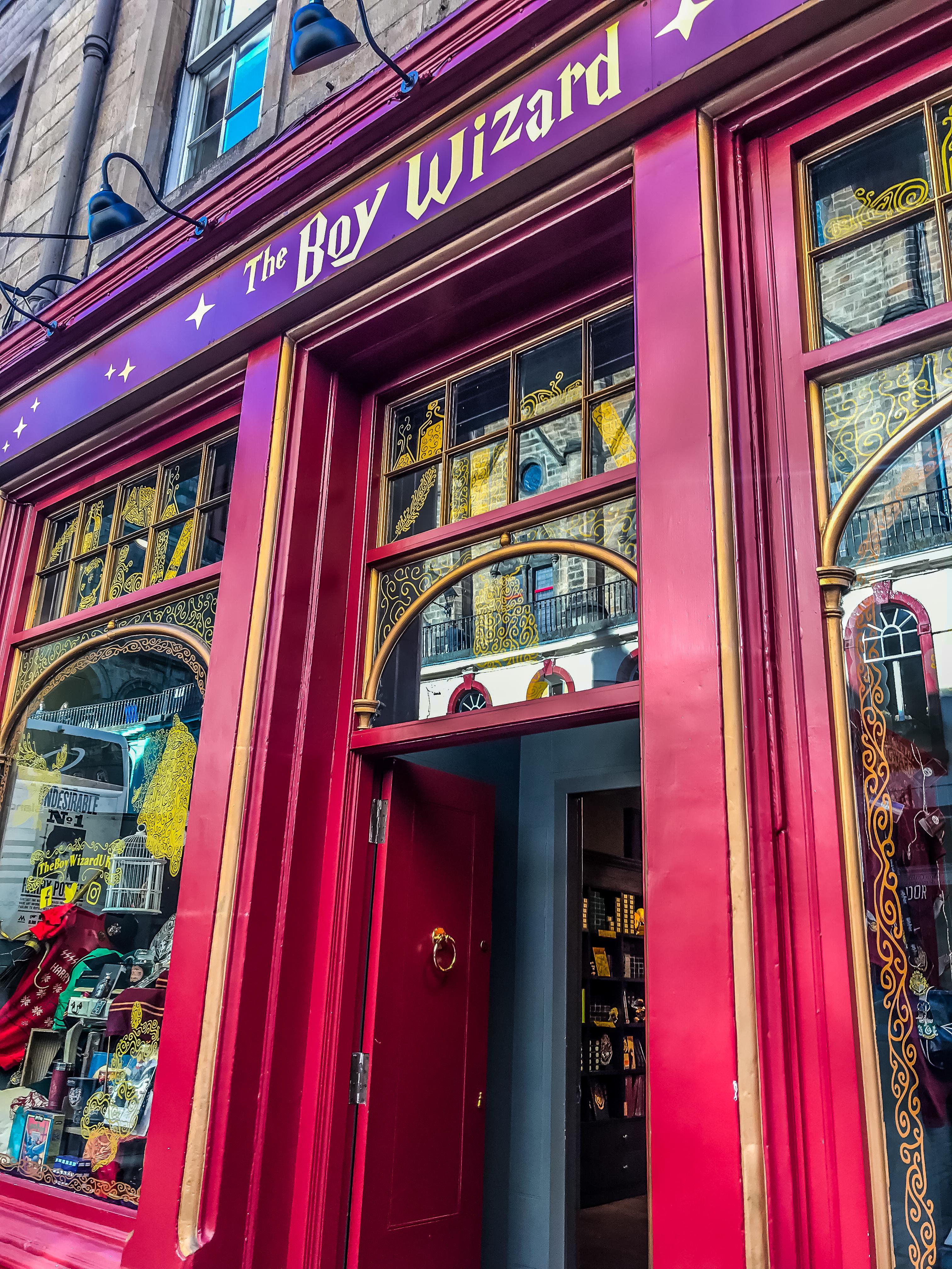 Edinburgh | Nicole Navigates