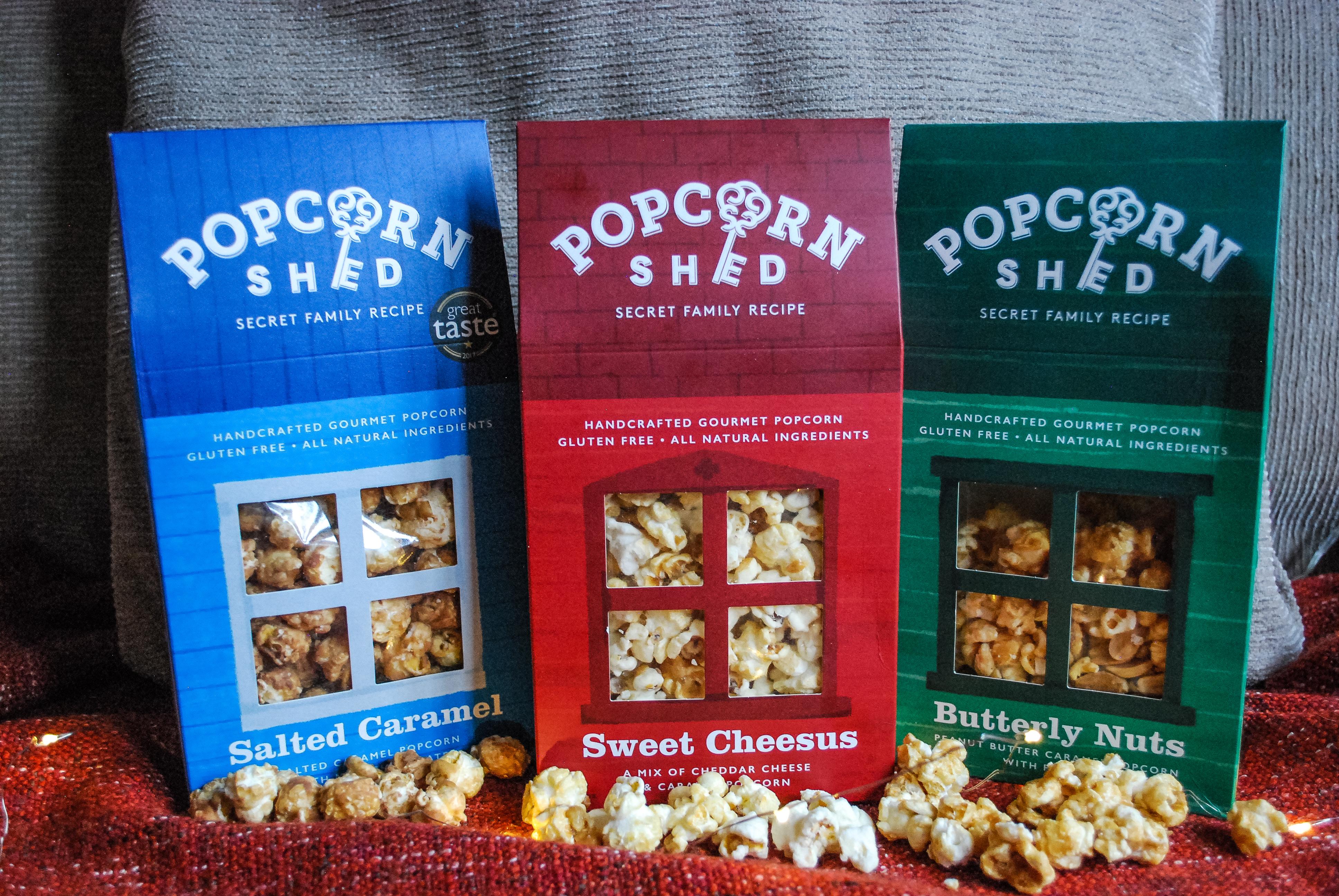 Popcorn Shed | Nicole Navigates