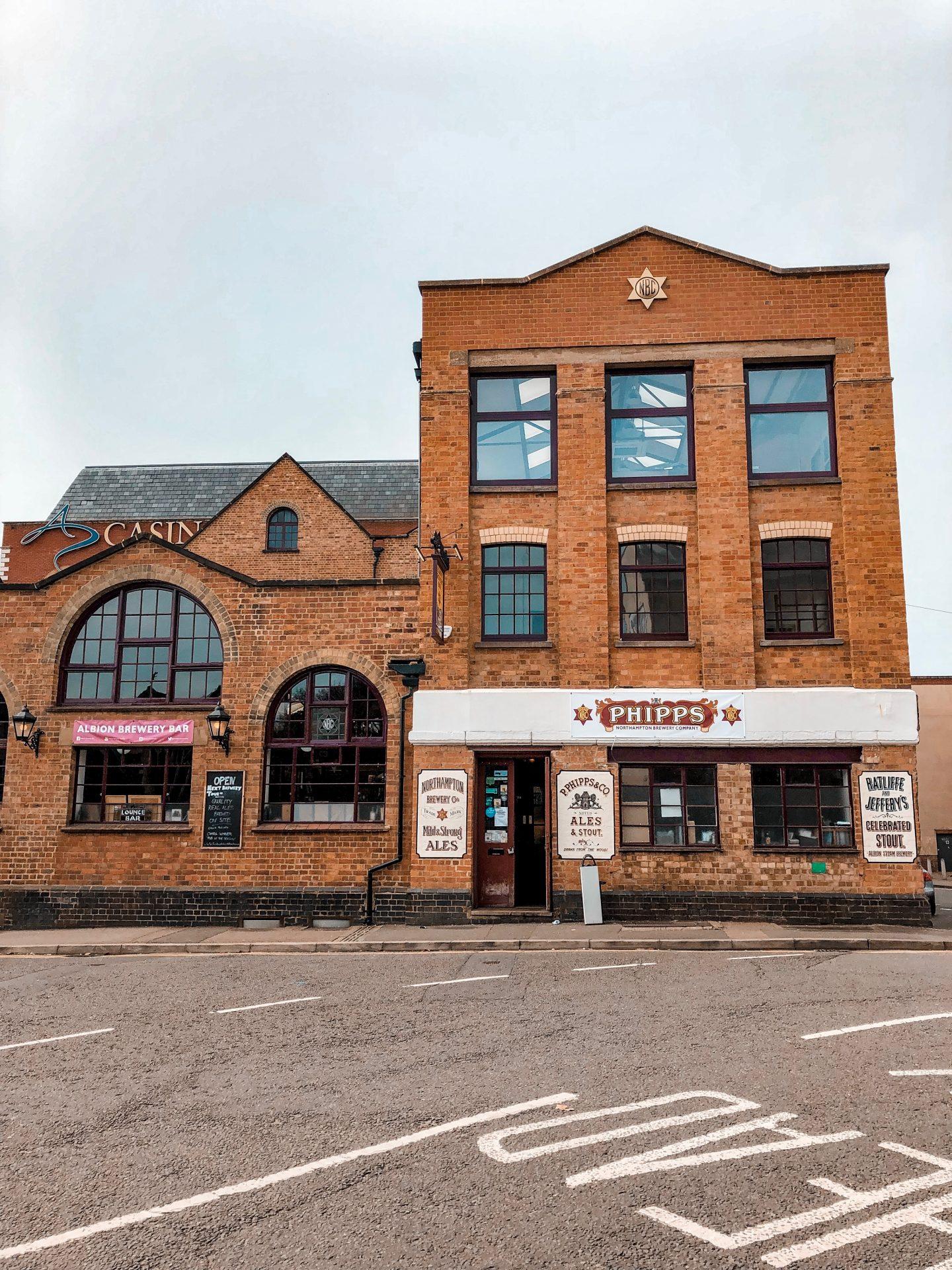 Albion Brewery Bar | Nicole Navigates