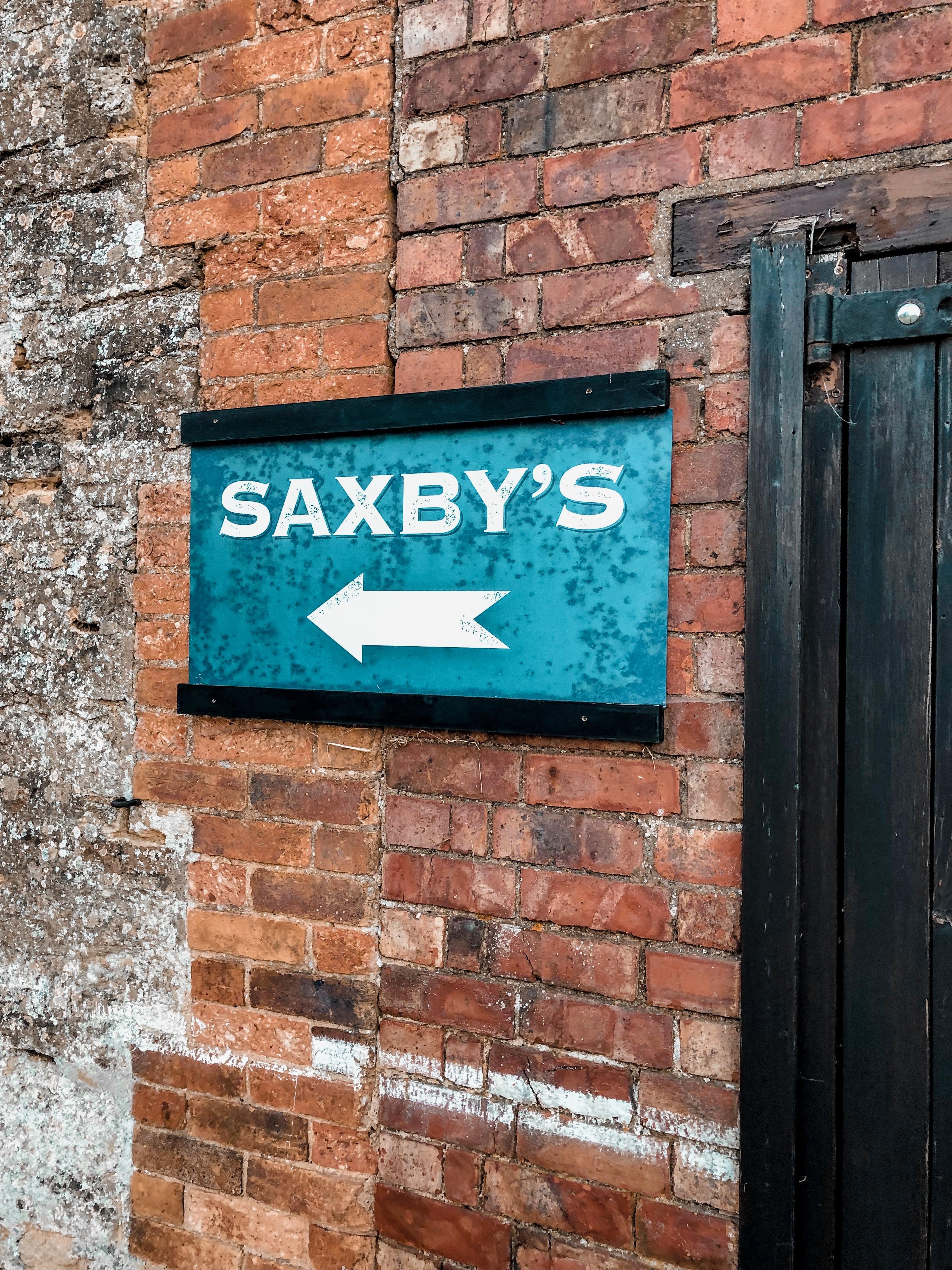 Saxby's Cider | Nicole Navigates