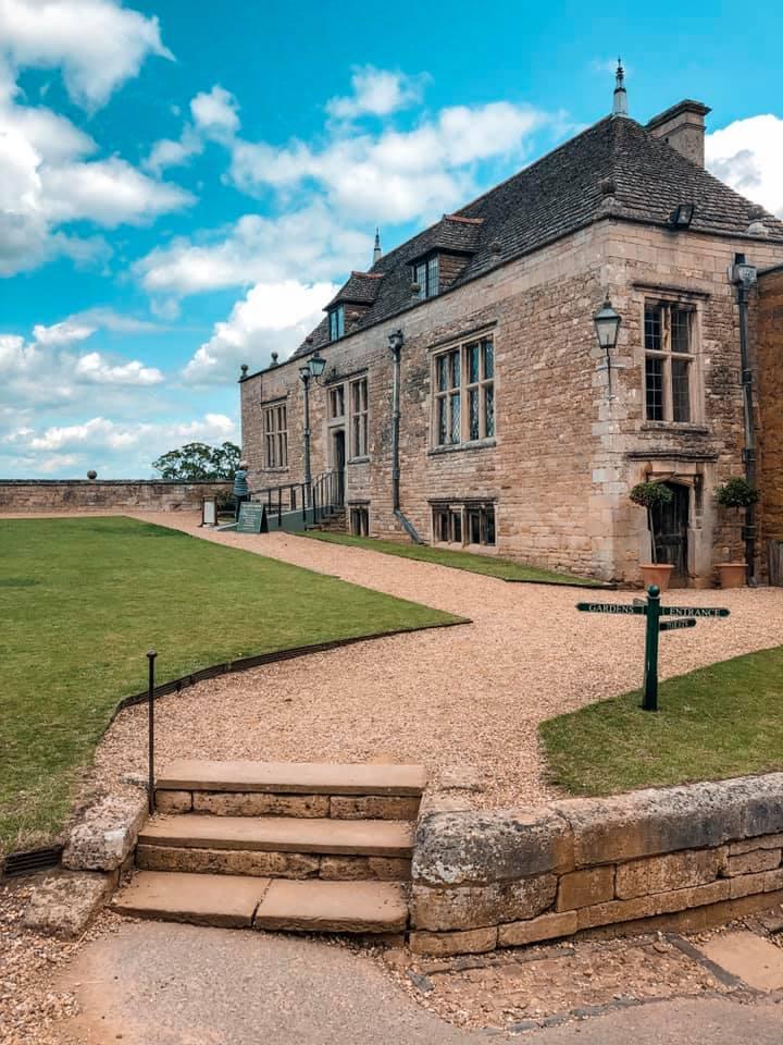 Rockingham Castle | Nicole Navigates