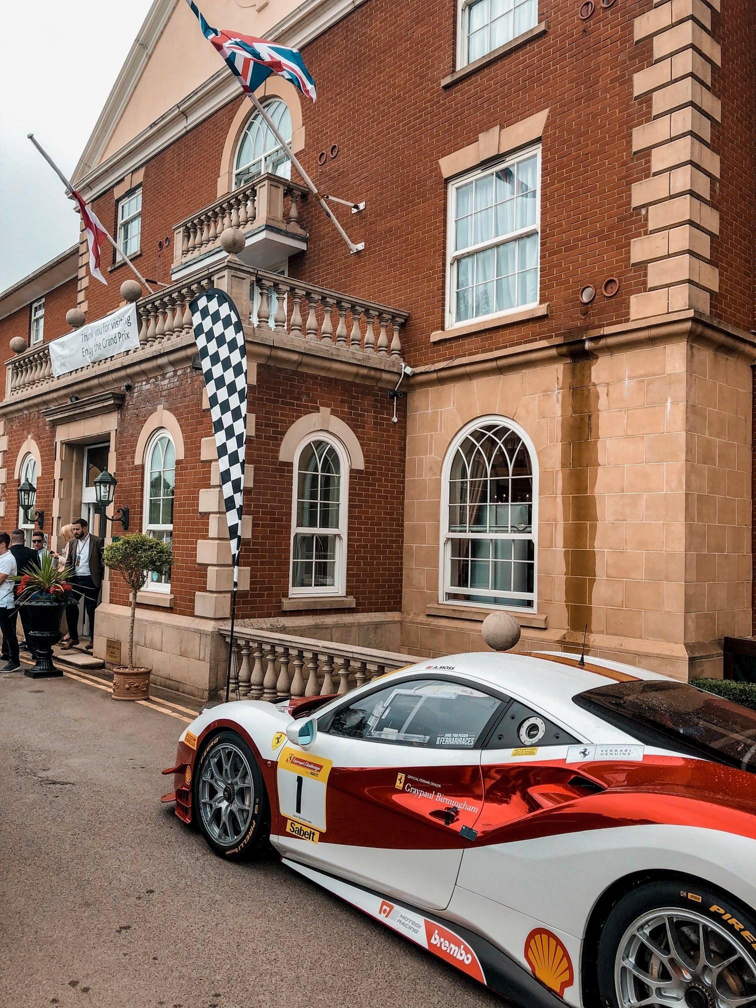 British Grand Prix | Nicole Navigates