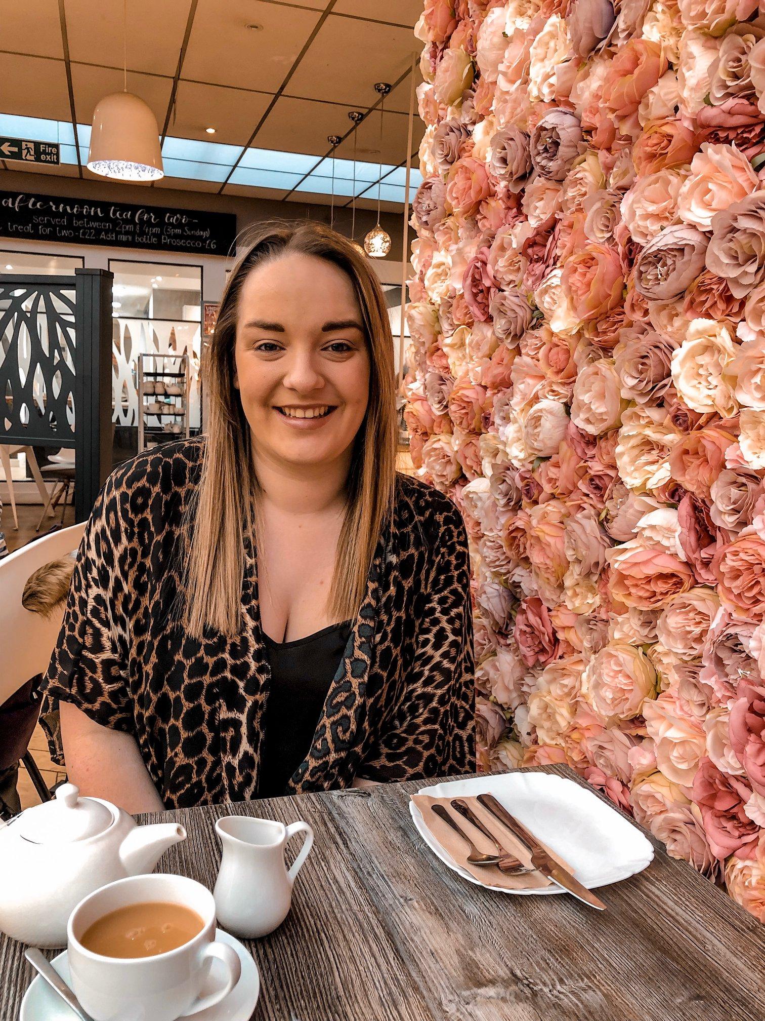 Afternoon Tea | Nicole Navigates