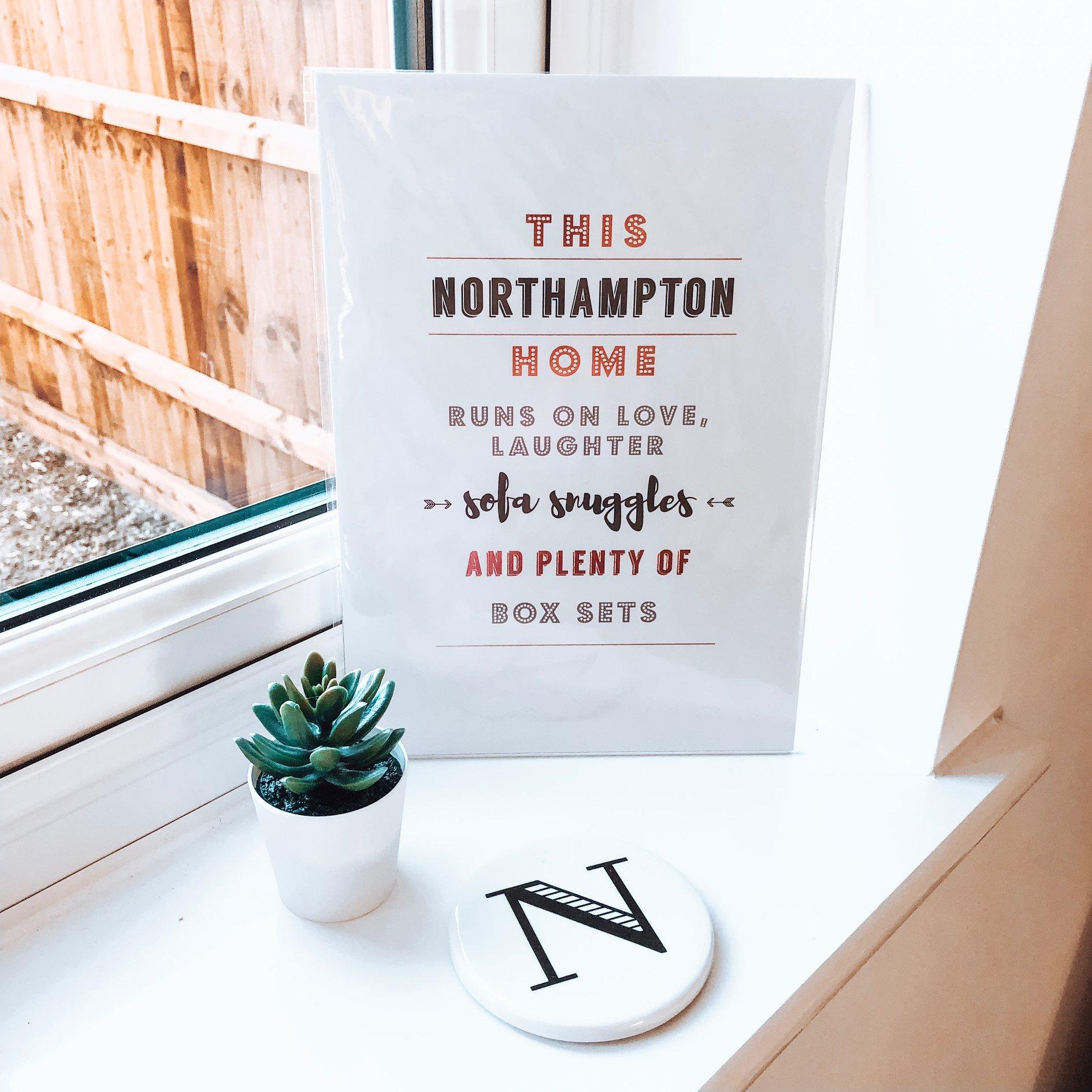 Northamptonshire Home | Nicole Navigates