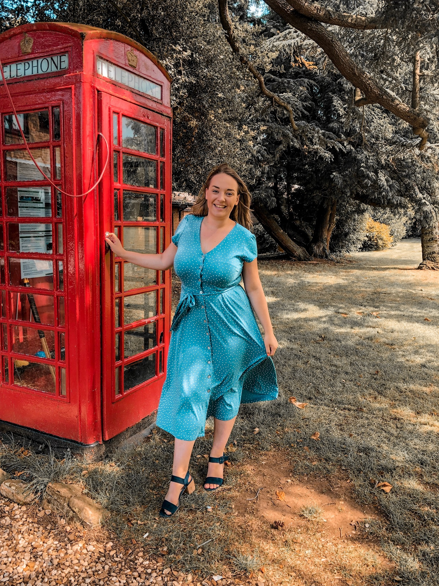Red Telephone Boxes   Nicole Navigates