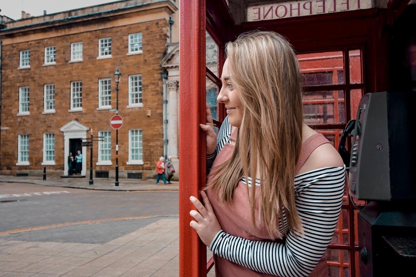 Telephone Boxes | Nicole Navigates