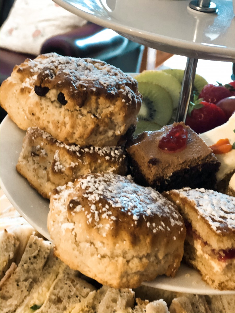 Northamptonshire Afternoon Tea | Nicole Navigates
