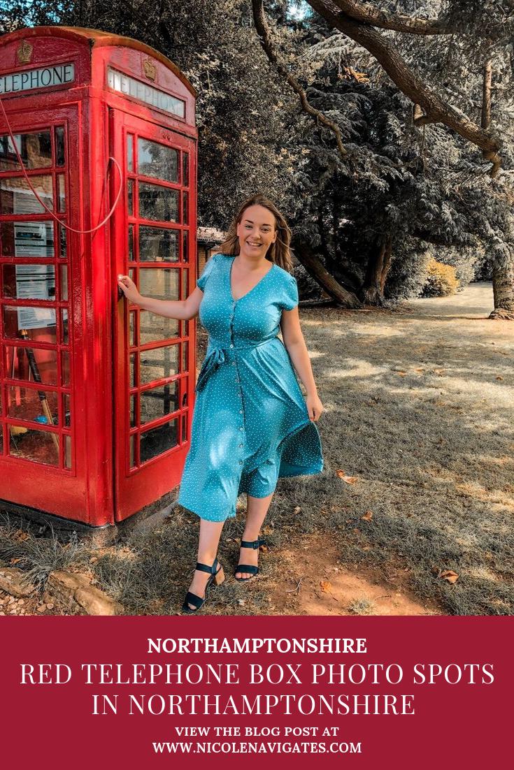 Red Telephone Box | Nicole Navigates