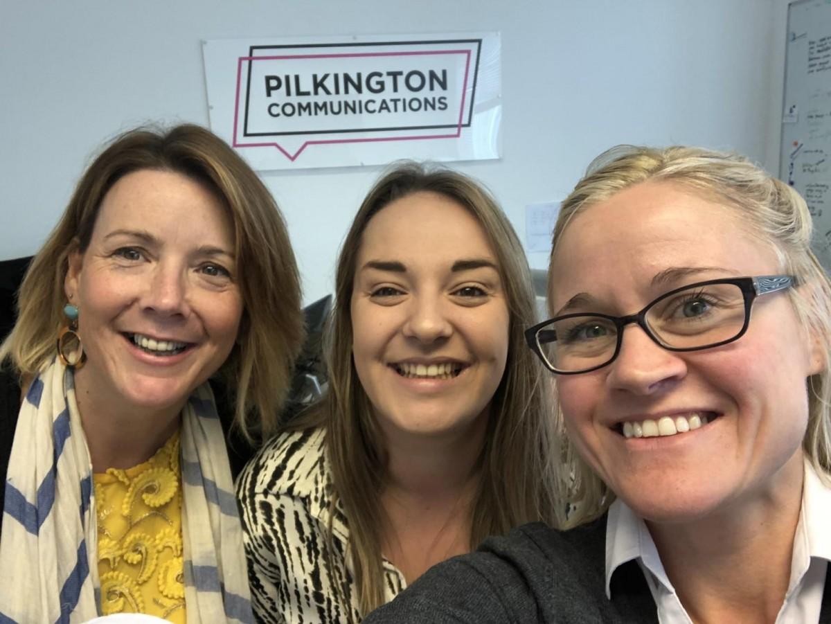 Pilkington Comms | Nicole Navigates