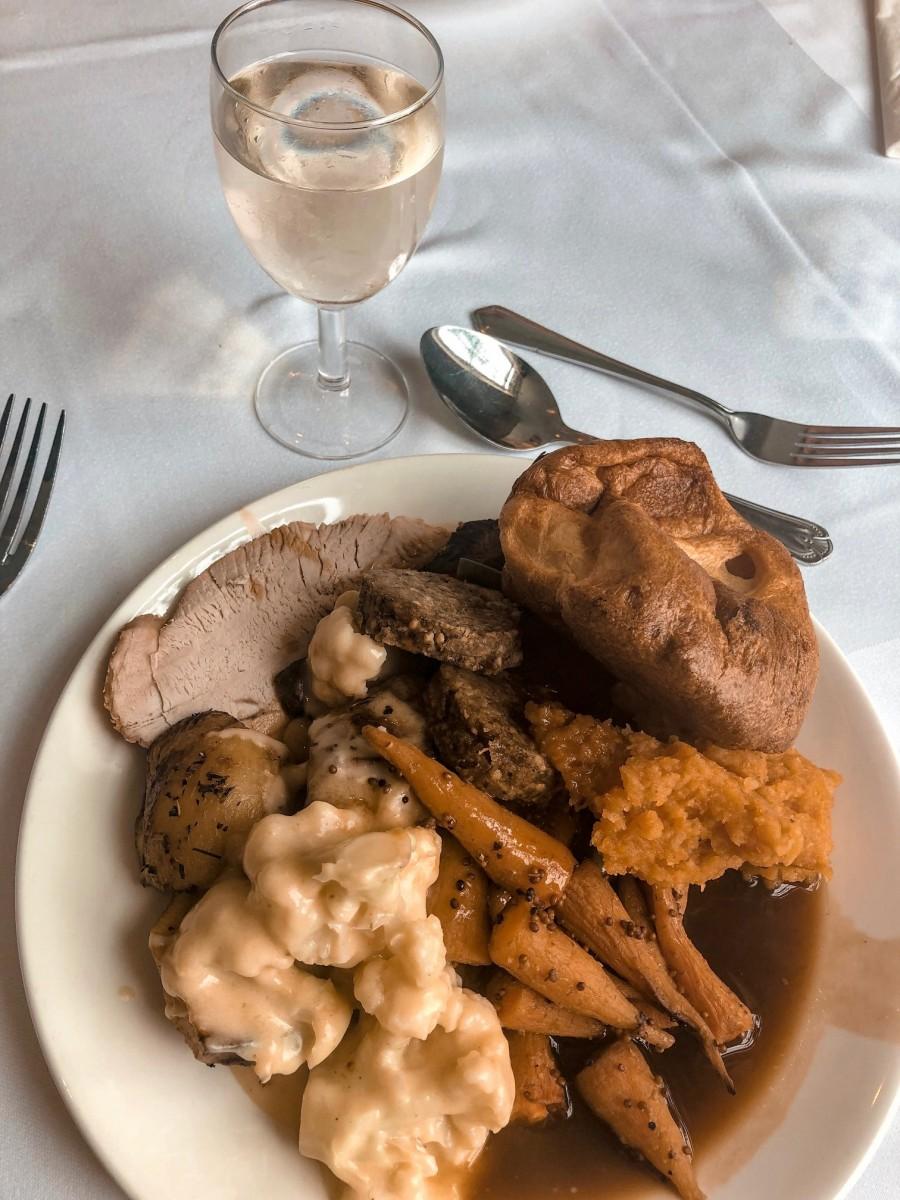 Whittlebury Park Sunday Roast | Nicole Navigates