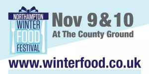 Northampton Winter Food Festival 2019 @ The County Ground