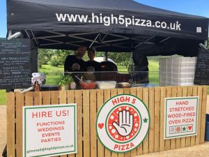 High 5 Pizza Night @ Towcester Mill Brewery