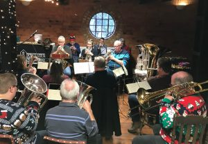 Carols at the Mill @ Towcester Mill Brewery
