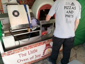 Pizzas and Pints Night @ Towcester Mill Brewery
