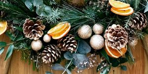 Christmas Wreath Workshop @ Moulton Community Centre