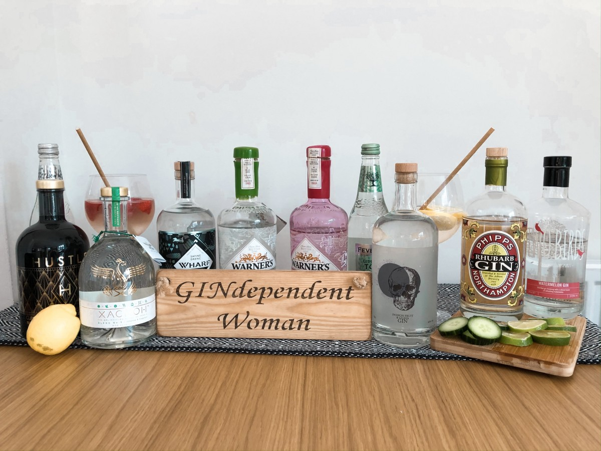 Northamptonshire Gin | Nicole Navigates