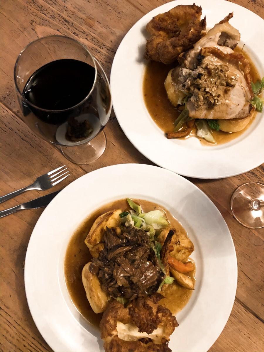 The Butchers Arms Sunday Roast | Nicole Navigates