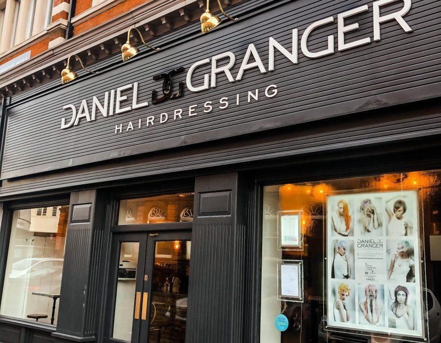 Daniel Granger Hairdressing   Nicole Navigates