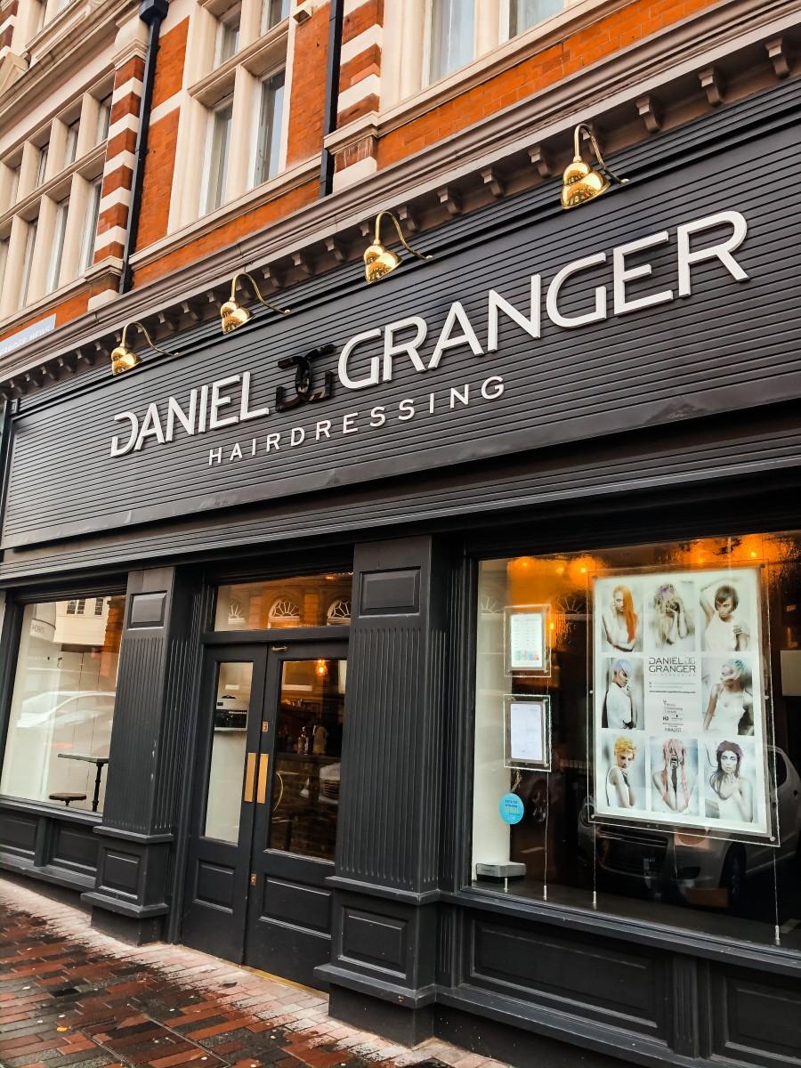 Daniel Granger Hairdressing | Nicole Navigates