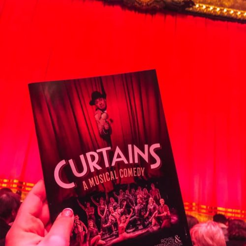 Curtains | Nicole Navigates