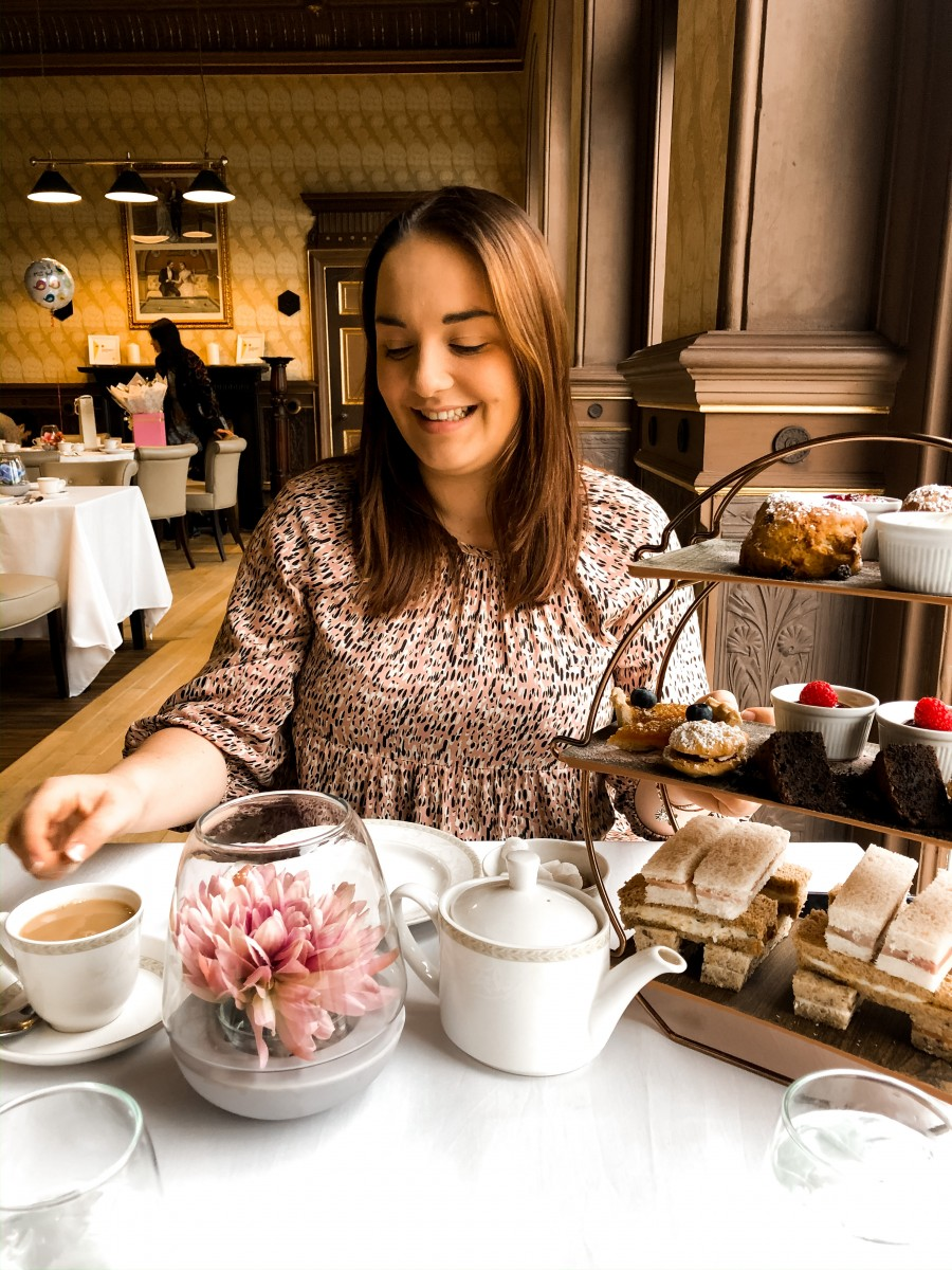 The Orangery Afternoon Tea | Nicole Navigates