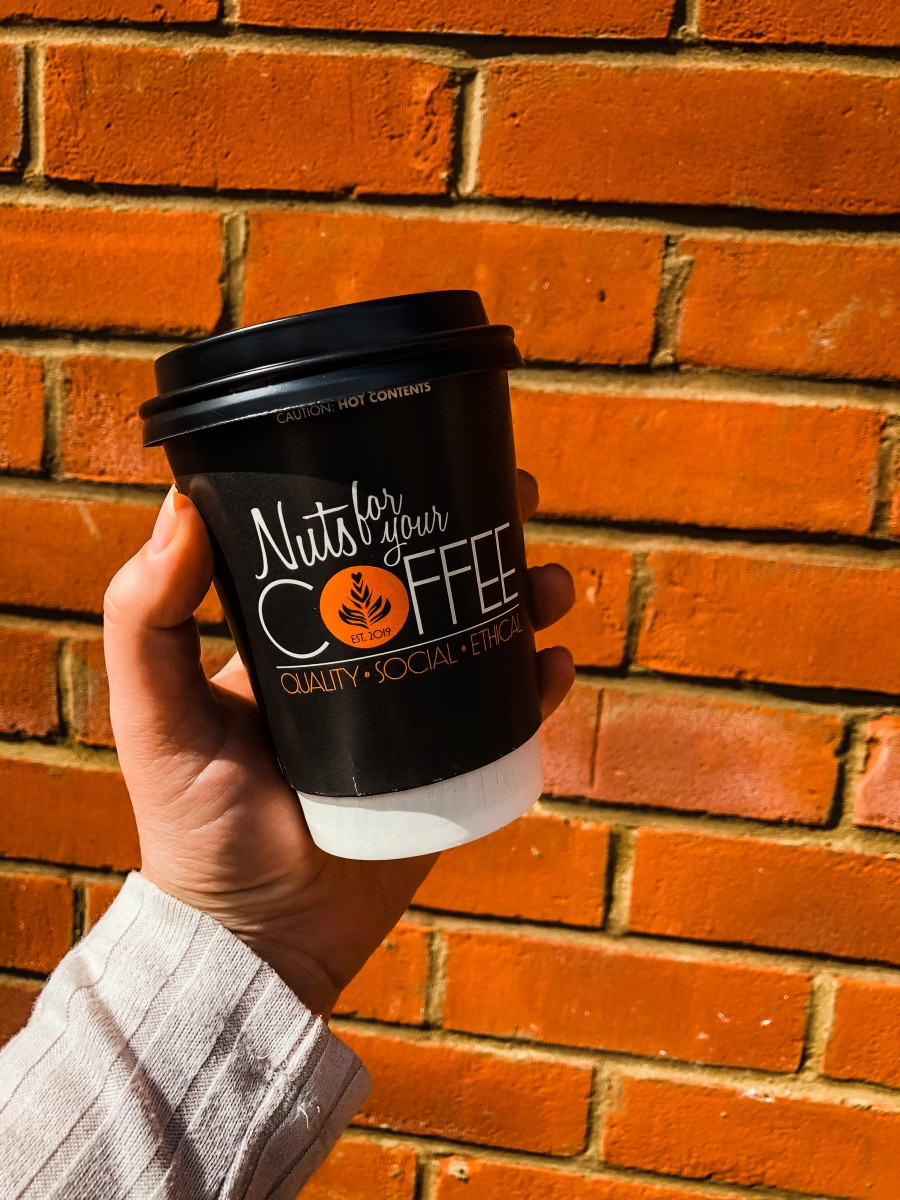 Northamptonshire Lockdown Coffee | Nicole Navigates