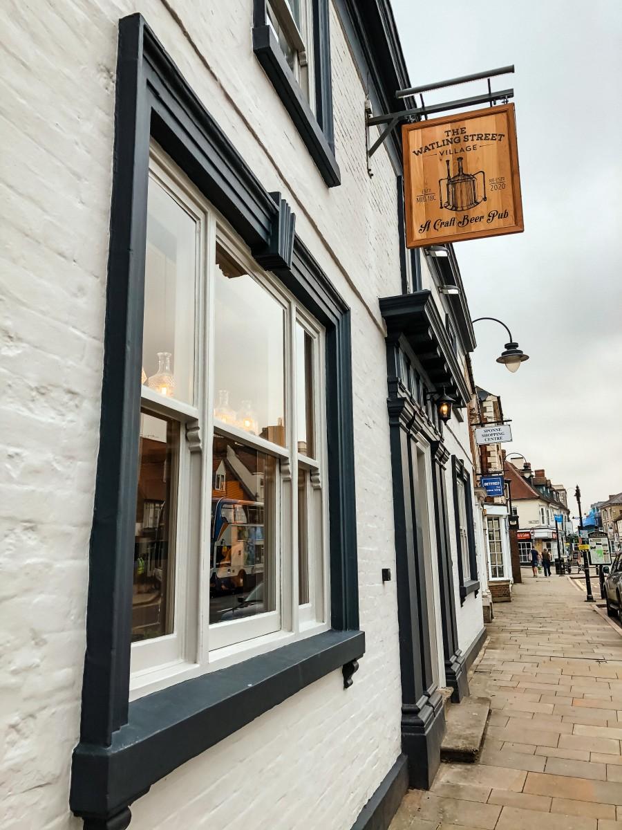 The Watling Street Village | Nicole Navigates