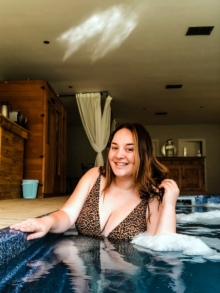 York Cottage Spa   Nicole Navigates