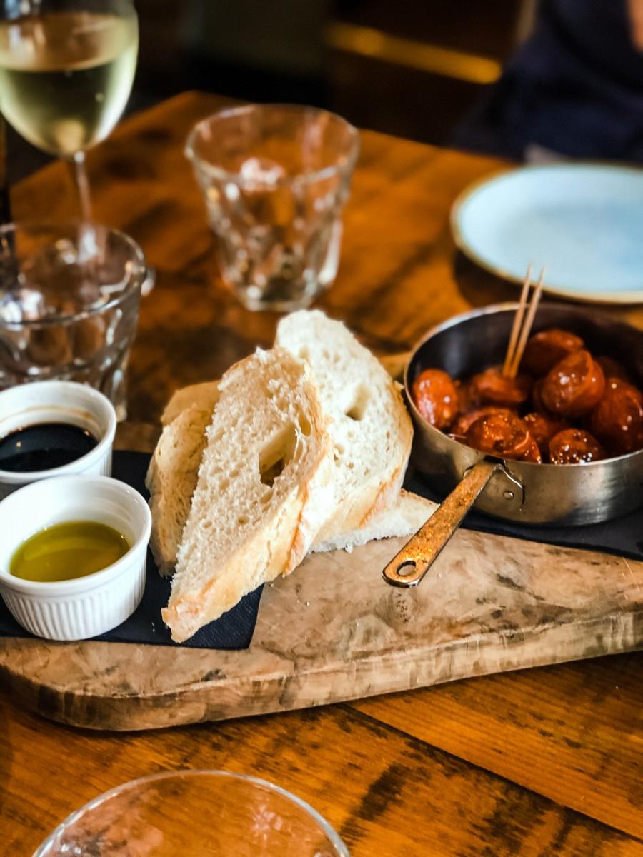 The Rose & Crown Yardley Hastings Sunday Roast | Nicole Navigates