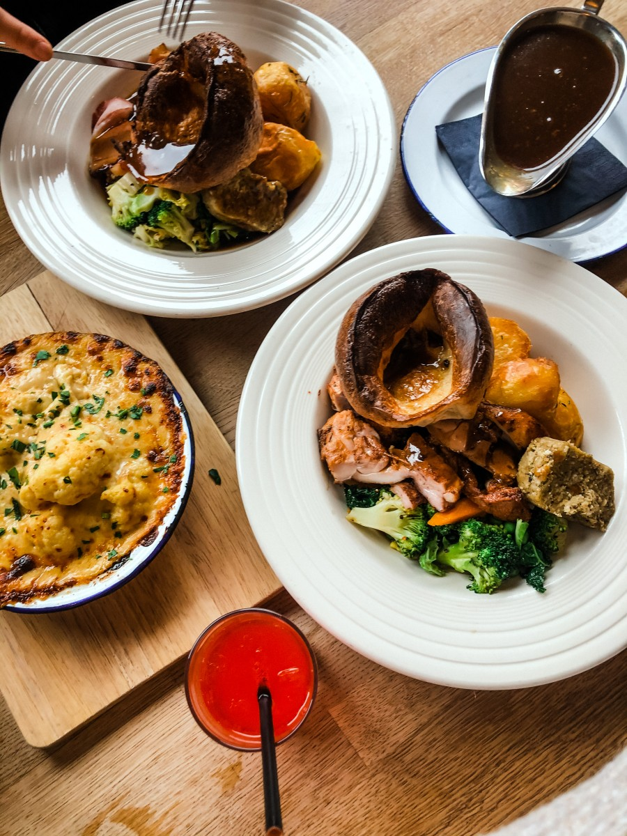 June Plum Sunday Roast | Nicole Navigates