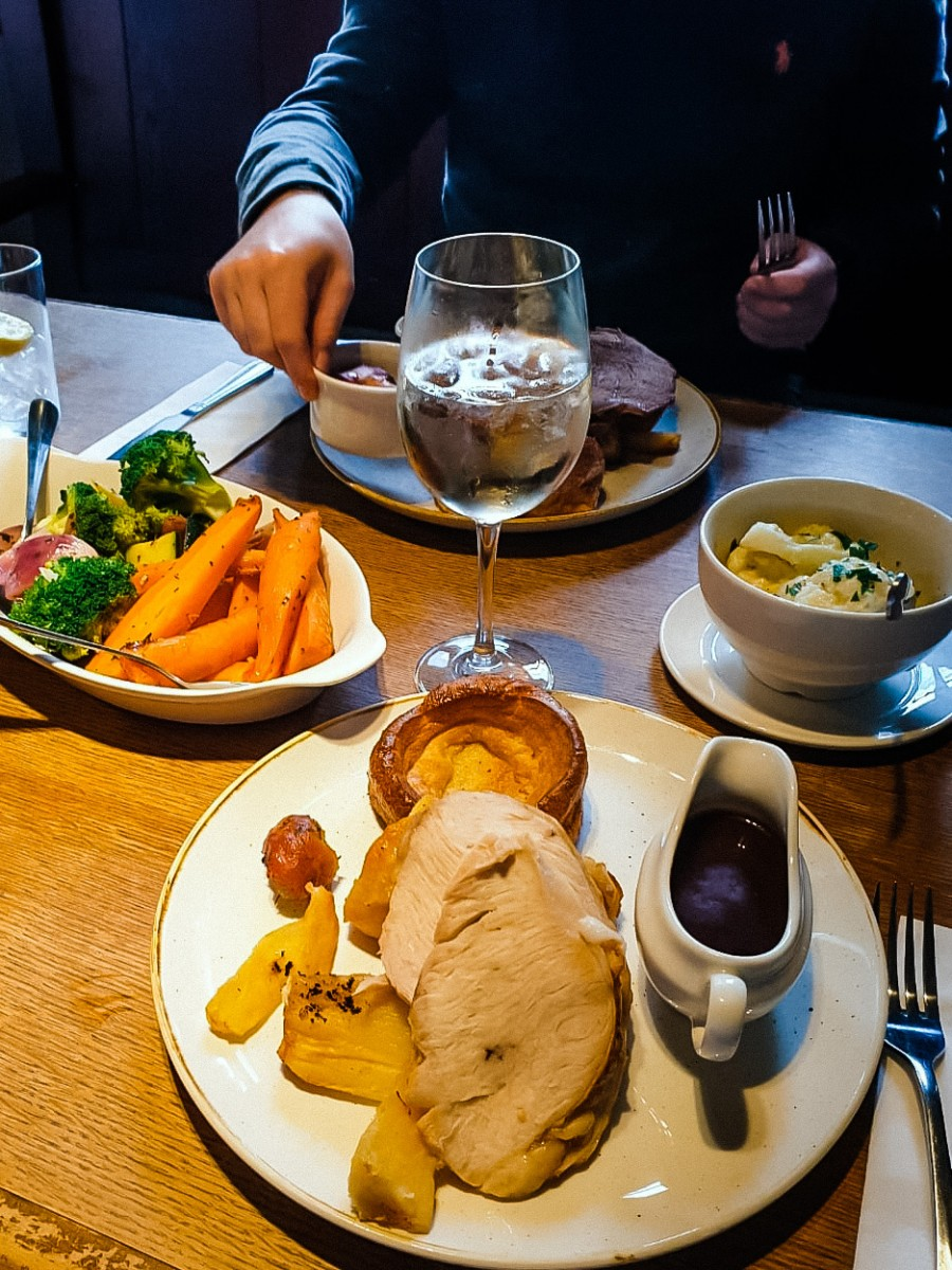 The Windhover Sunday Roast