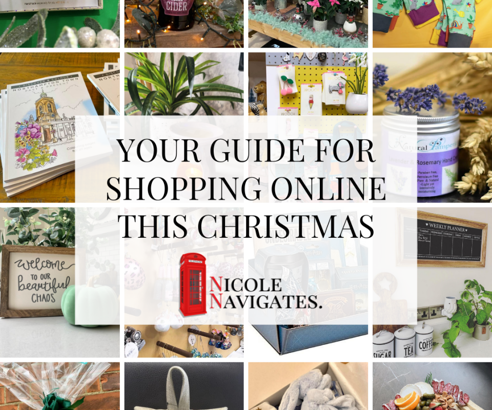 Your guide to online shopping in Northamptonshire this Christmas