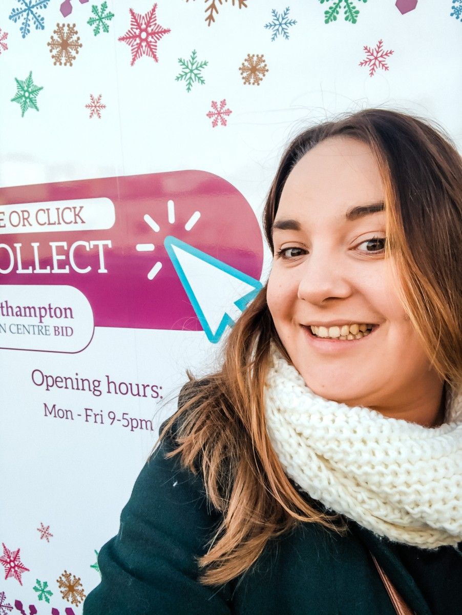 Northampton BID Click & Collect   Nicole Navigates