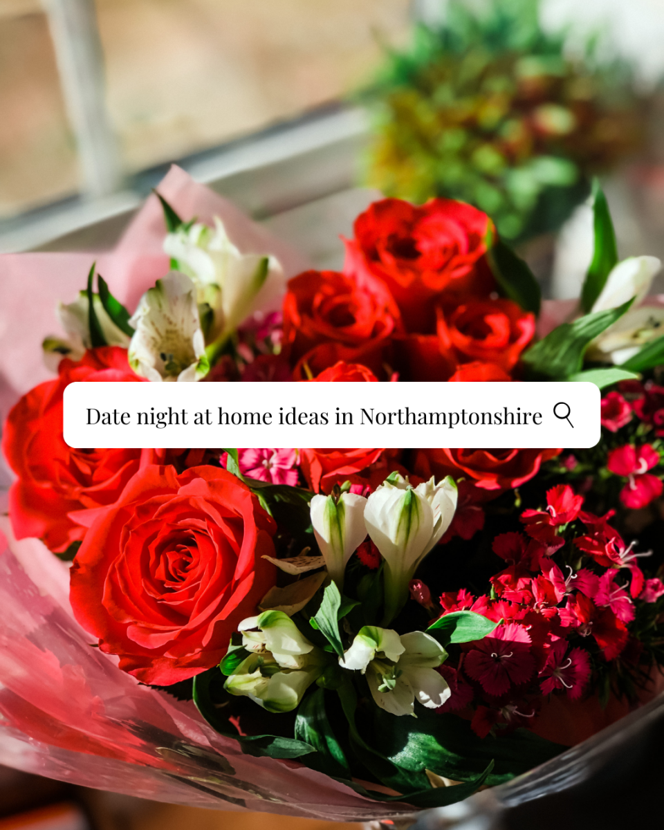 Staying at home date night ideas Northamptonshire | Nicole Navigates