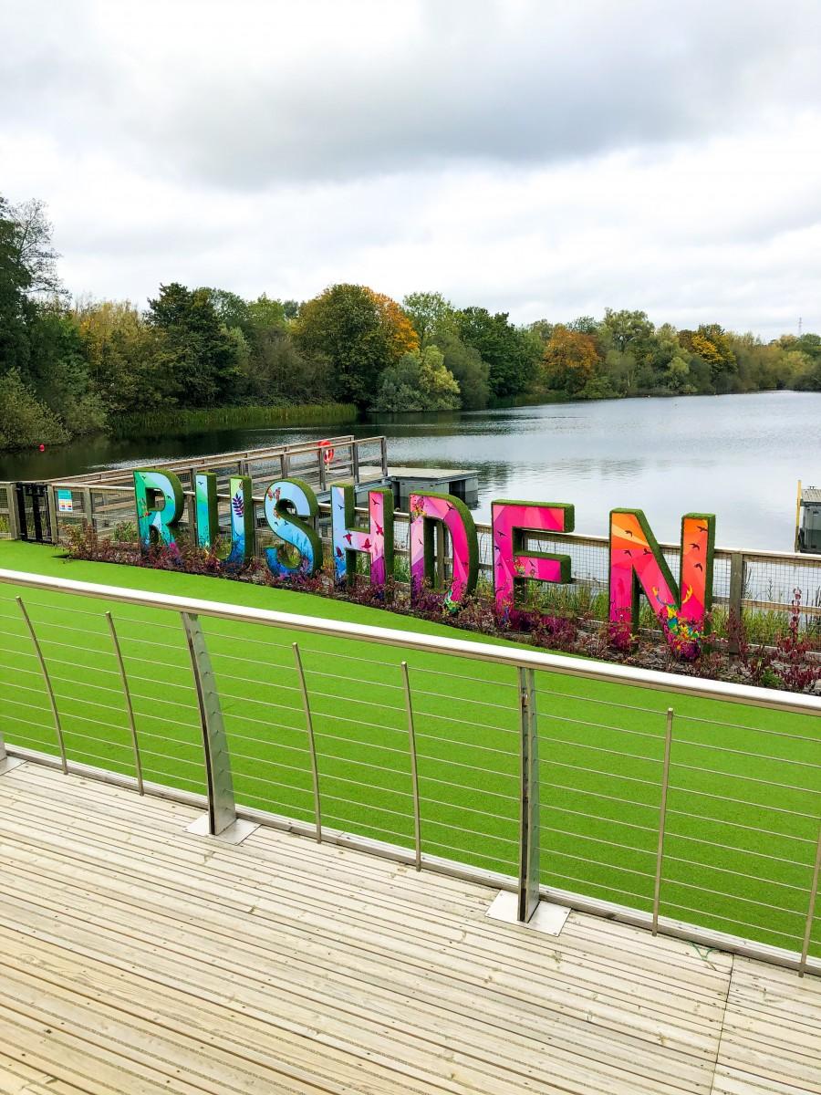Rushden Lakes, Northamptonshire