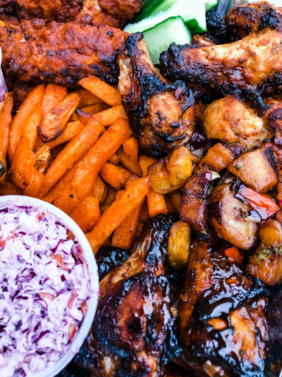 Caribbean Fusion Takeaway by Potterspury House