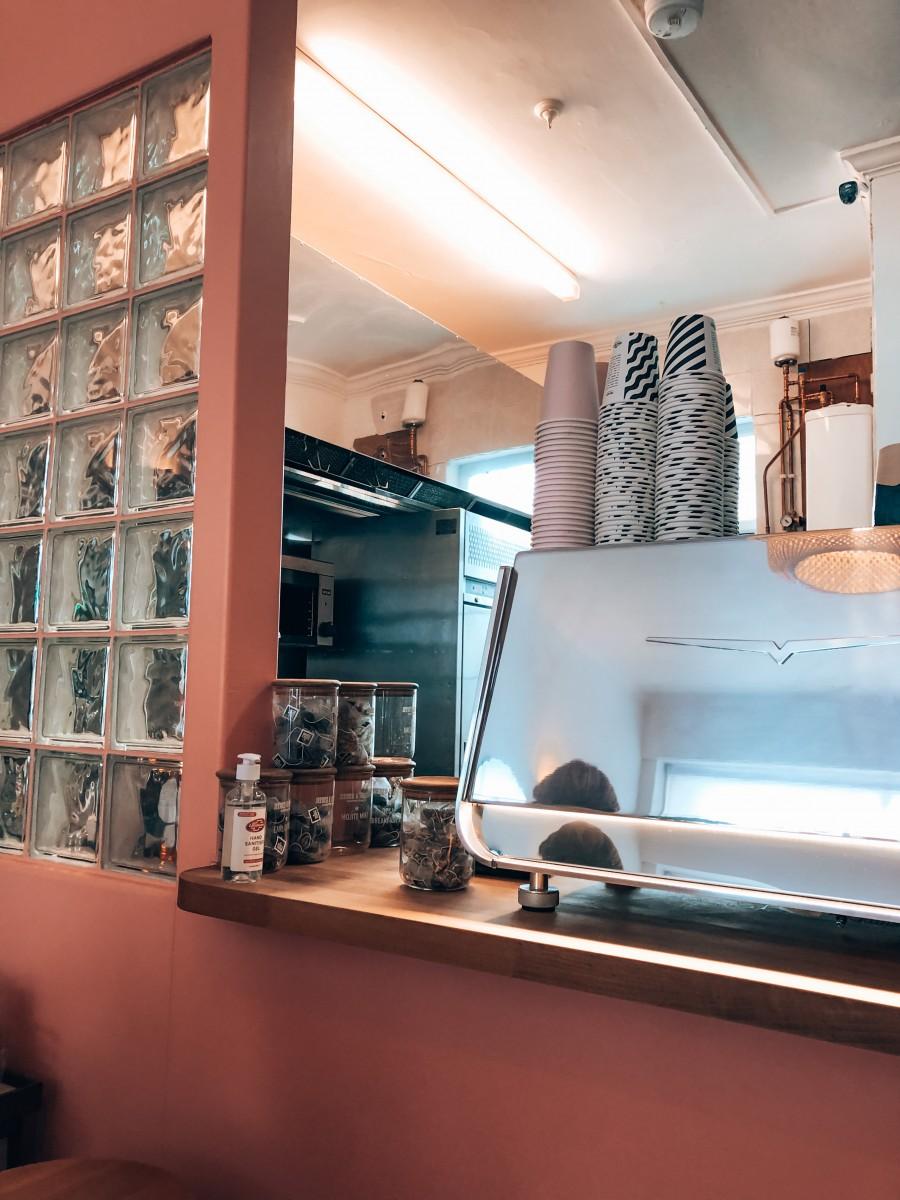 Saints Coffee Northampton - Nicole Navigates